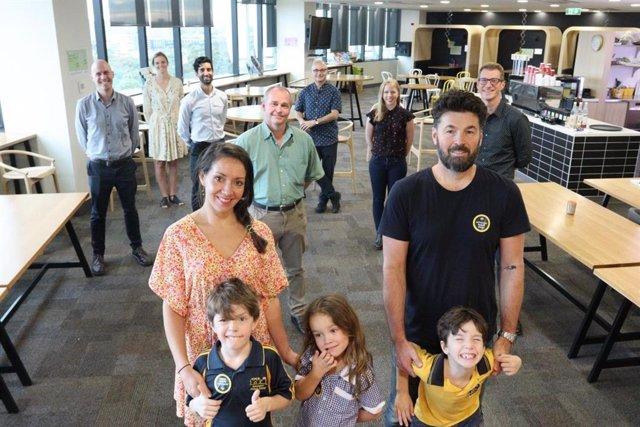 Los niños de esta familia de Melbourne desarrollaron una respuesta inmunológica COVID-19 después de una exposición crónica al virus del SARS-CoV- 2 por parte de sus padres