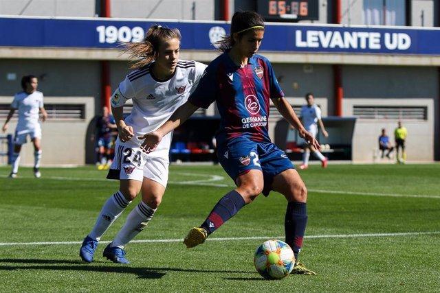 La futbolista Alba Redondo, en una imagen de archivo