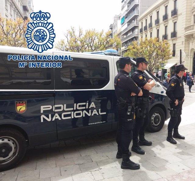 Policía Nacional, recurso