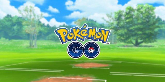 Logo oficial del juego para móviles Pokémon Go