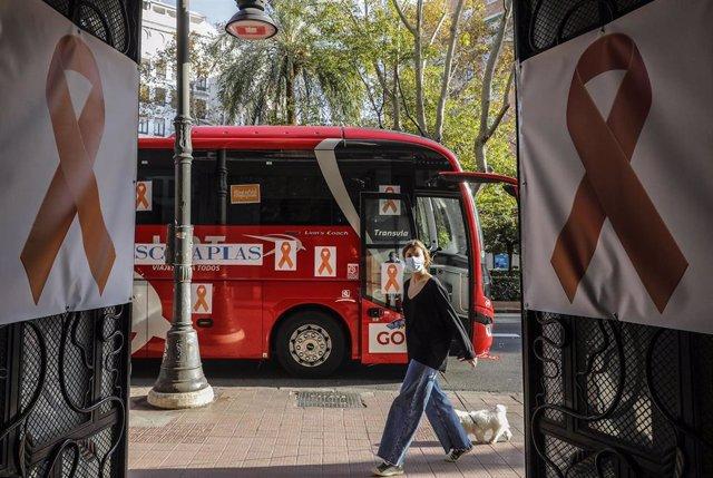Protesta de colegios concertados en València contra la reforma educativa