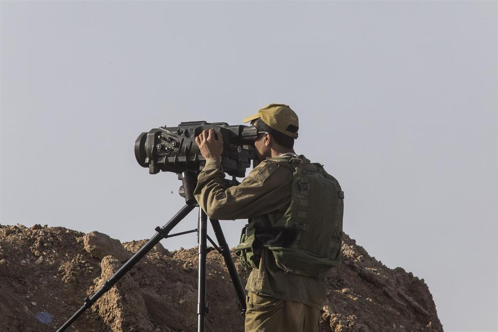 Israel acusa a la Guardia Revolucionaria de Irán de colocar explosivos en los Altos del Golán