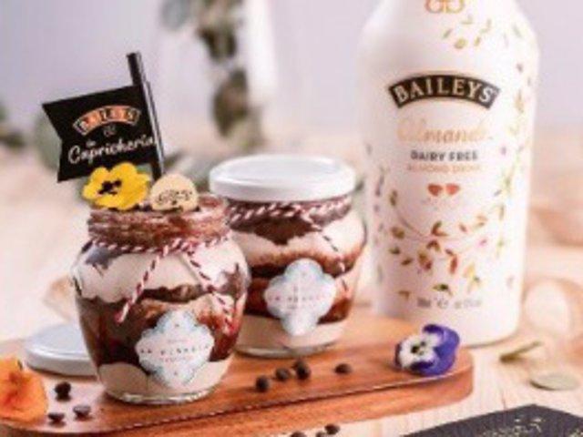 La caprichería de Baileys, el sueño de todos aquellos que adoran la famosa crema de whiskey y la repostería