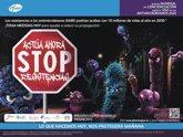 Foto: Pfizer impulsa una campaña para concienciar sobre la resistencia a los antibióticos