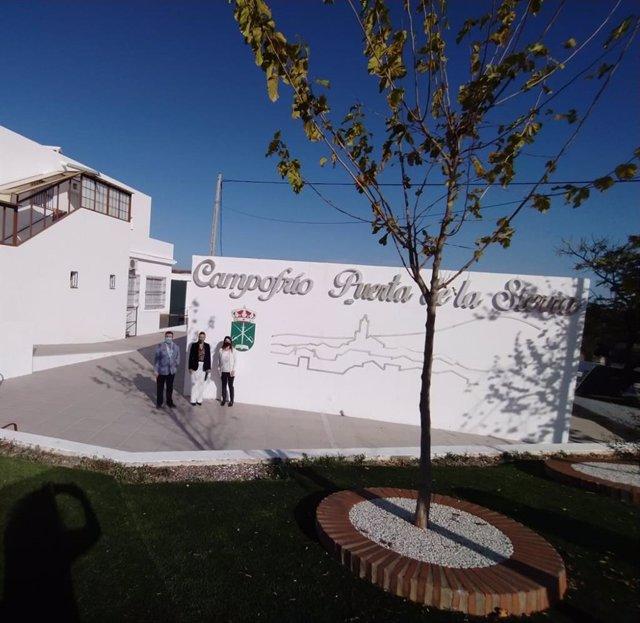 Visita a Campofrío.