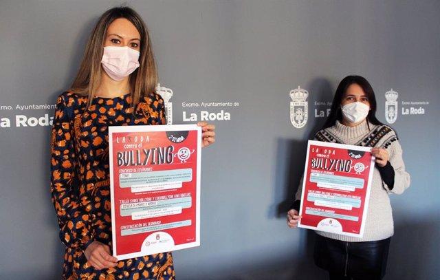 Nota Gab. Prensa Ayto La Roda Acoso Escolar Y Ciberacoso