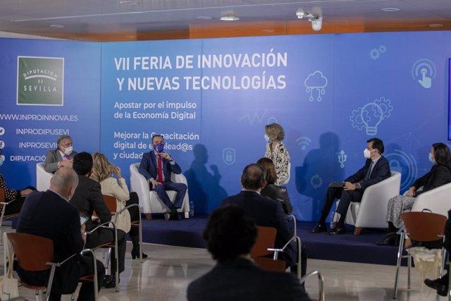 Nota Prensa Diputación Sevilla