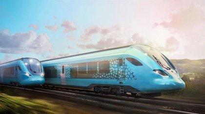 Talgo anuncia para 2023 la puesta en marcha de su tren de hidrógeno