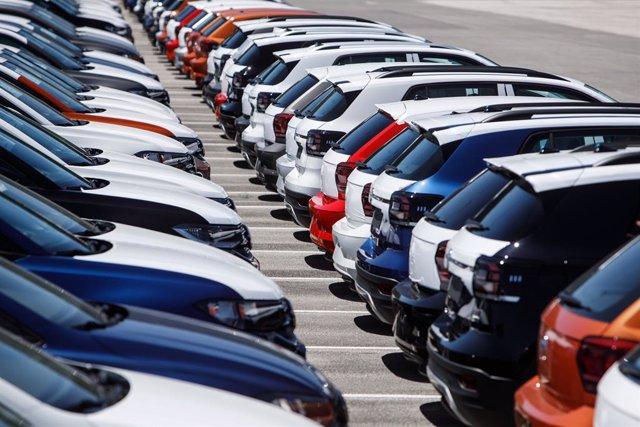 Campa de expediciones de Volkswagen Navarra.