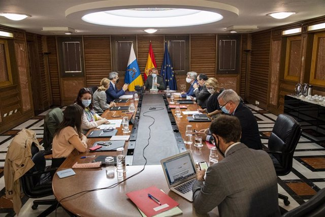 Consejo de Gobierno de Canarias