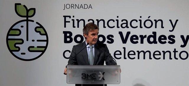 El secretario general del TEsoro, Carlos San Basilio.E