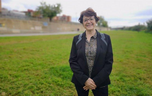 Francina Alsina, presidenta de la Taula del Tercer Sector Social de Catalunya