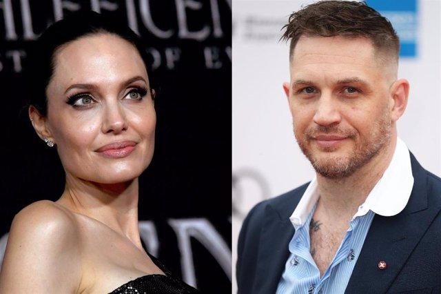 Angelina Jolie dirigirá a Tom Hardy en el biopic del fotoperiodista Don McCullin
