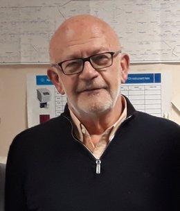 Antonio Osuna Carrillo de Albornoz, catedrático del departamento de Parasitología de la UGR