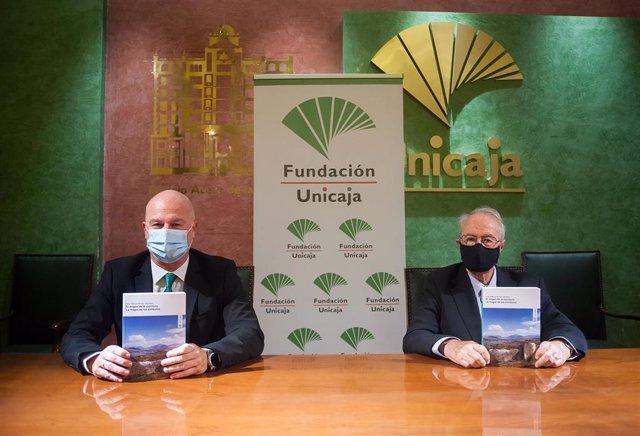 El Servicio de Publicaciones de la Fundación Unicaja ha editado el libro 'El origen de la escritura. La magia de los símbolos', una obra del arqueólogo malagueño Juan Manuel Muñoz.