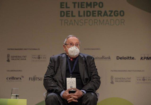 El presidente de la Cámara de Comercio de España, José Luis Bonet