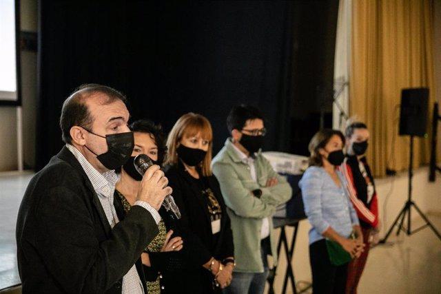 Proyección en el centro penitenciario de 'Salir del Ropero', a concurso en Fical