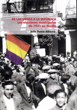 Portada del libro de Julio Ponce