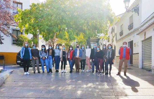Participantes en la Estrategia Regional Andaluza para la Cohesión e Inclusión Social