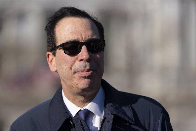 Steven Mnuchin, secretario del Tesoro de EEUU