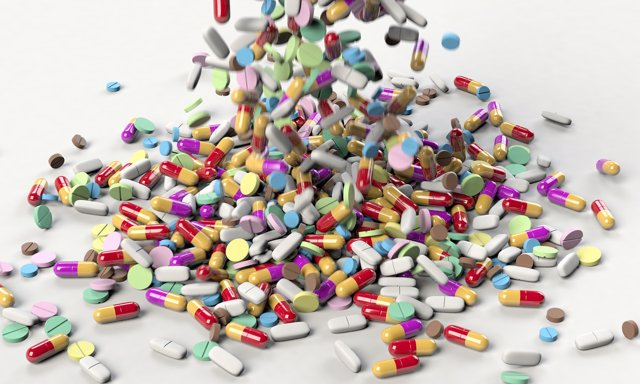 pastillas, fármacos