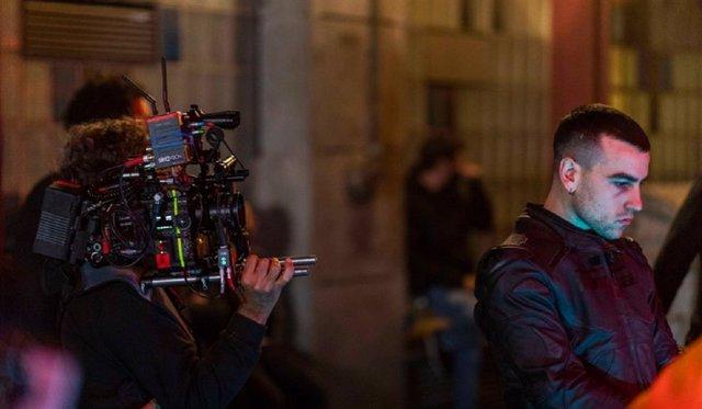Rodaje de Centauro, nuevo thriller de Daniel Calparsoro para Netflix