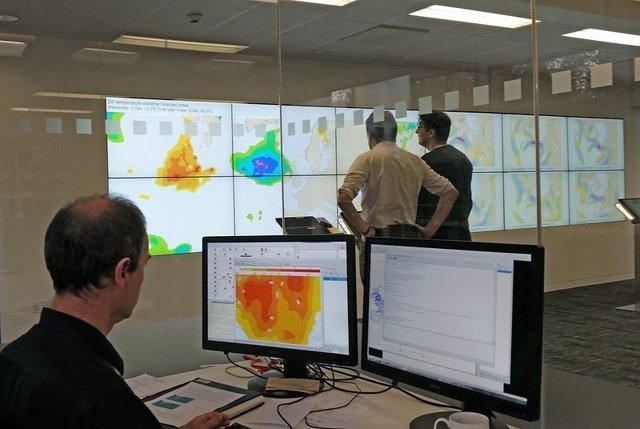 Centro Europeo de Predicción Meteorológica