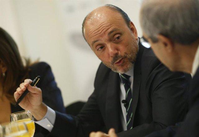 Javier Monzón, presidente del Grupo Prisa