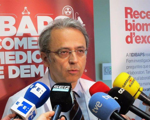 Josep Maria Llovet, Idibaps