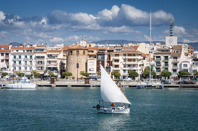 Ampolla (Tarragona).