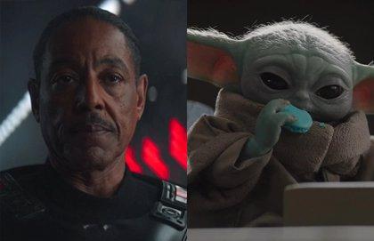 The Mandalorian desvela el verdadero plan de Moff Gideon para Baby Yoda