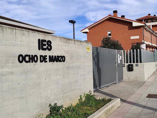 VÍDEO: Cantabria cierra el IES Ocho de Marzo de Castro Urdiales por aumento de casos Covid