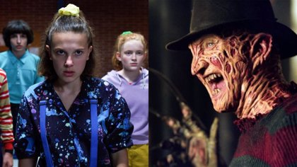 Freddy Krueger (Robert Englund) ficha por Stranger Things 4