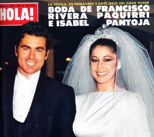 Paquirri pantoja boda aniversario 30 de abril de 1983