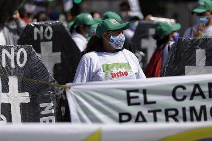Coronavirus.- Colombia roza los 35.000 fallecimientos por coronavirus tras registrar 168 muertes