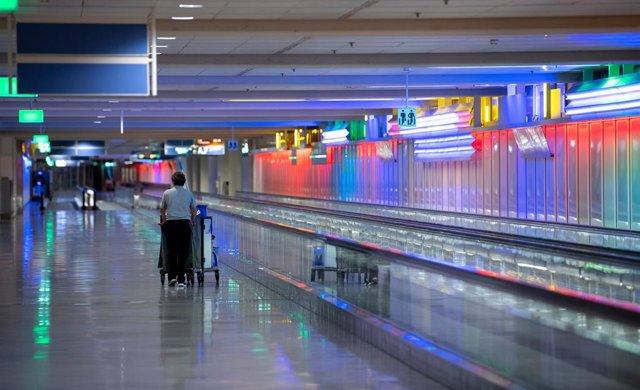 La terminal 1 del aeropuerto de Múnich