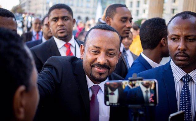 El primer ministro de Etiopía, Abiy Ahmed