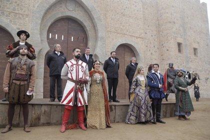 Puy du Fou regresa en marzo con el Cid, Lope de Vega y Colón