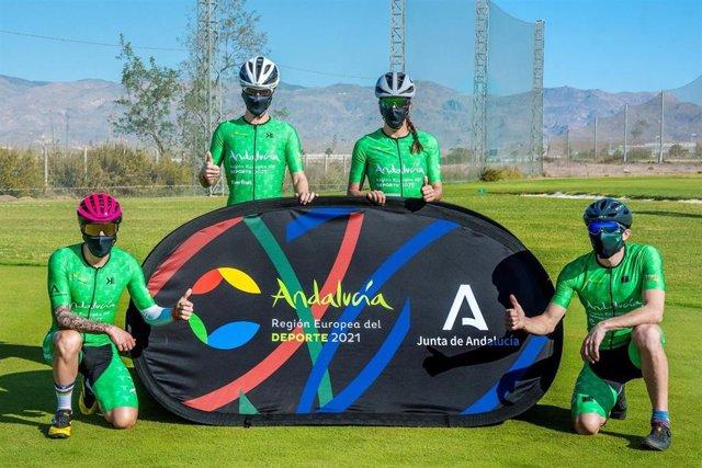 Andalucía será Región Europea del Deporte en 2021.