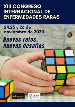 XIII Congreso Internacional de Enfermedades Raras