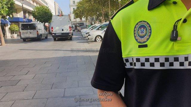Agente de la Policía Local de Sevilla