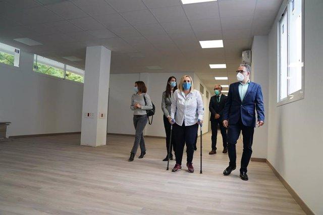Visita a la Unidad de Salud Mental de Fuengirola