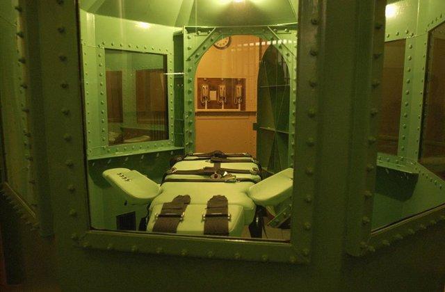 Cámara de ejecución en Estados Unidos
