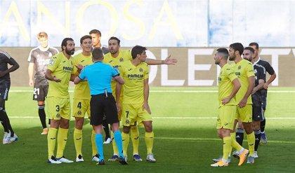 El Villarreal perdona a un Madrid a medias
