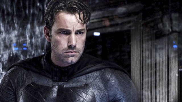 Ben Affleck es Batman