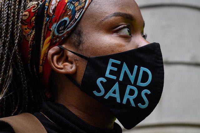 Protestas contra el Escuadrón Especial contra el Robo (SARS) de la Policía de Nigeria