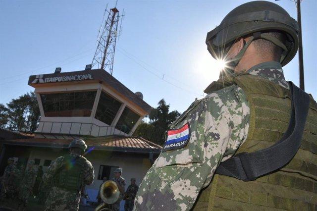 Un soldado en Paraguay