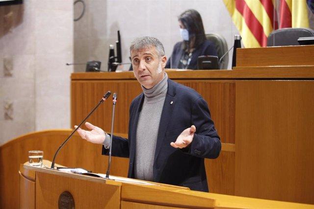 Domínguez (Cs) adelanta que en el periodo de enmiendas, Ciudadanos presentará más iniciativas beneficiosas para Teruel.