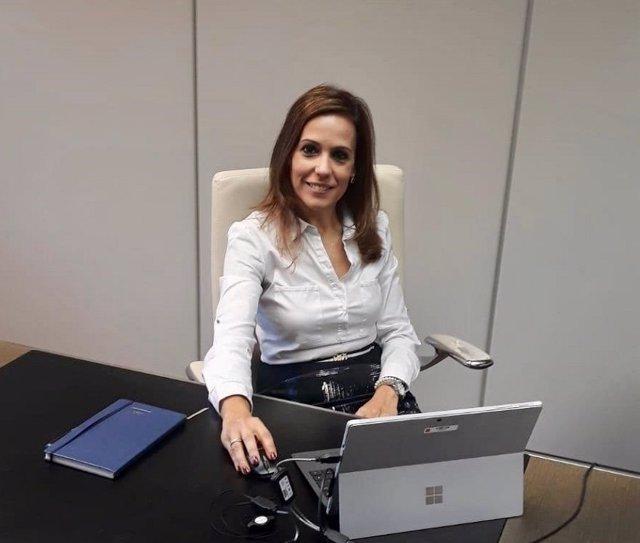 Silvia Roldán, CEO de Metro de Madrid