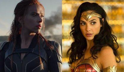 ¿Seguirá Viuda Negra el ejemplo de Wonder Woman 1984 y se estrenará también en streaming?